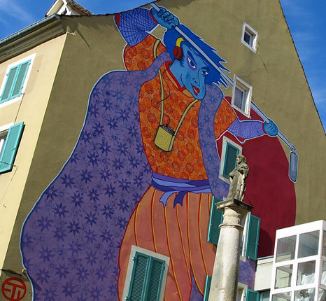 Street Art Altkirch